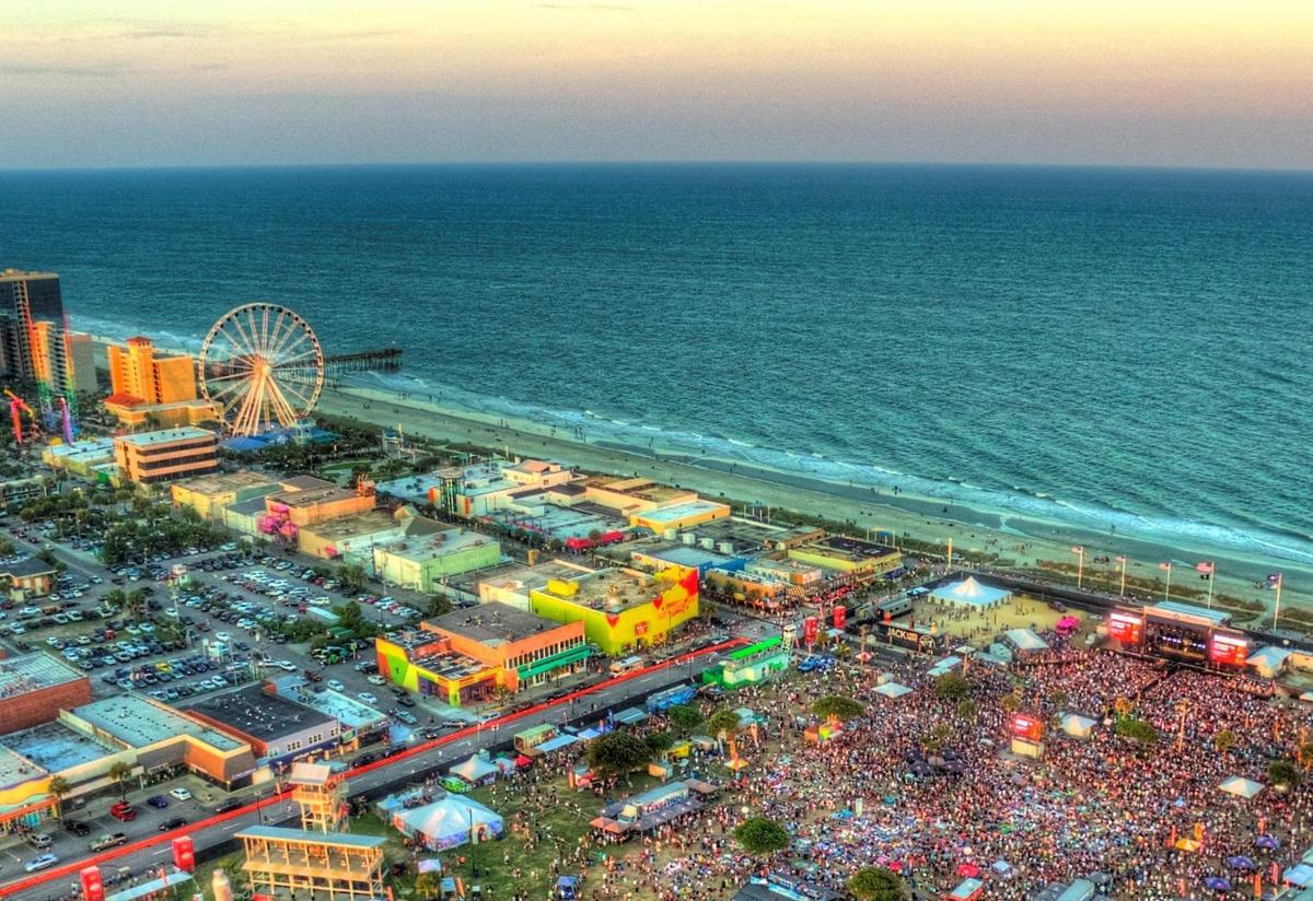 carolina country music fest 2018 myrtle beach sc travel guide