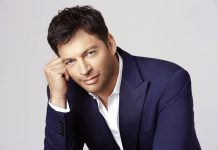 harry connick jr the peace center greenville