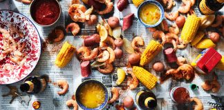low country boil low country cuisine examined sc travel guide