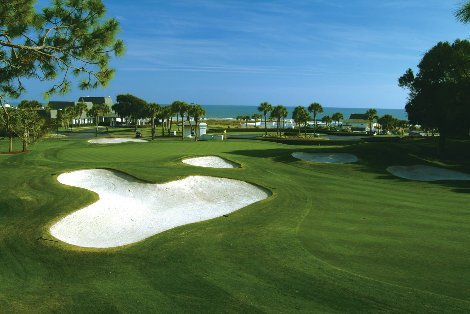 top 10 myrtle beach golf courses dunes golf and beach club sc travel guide