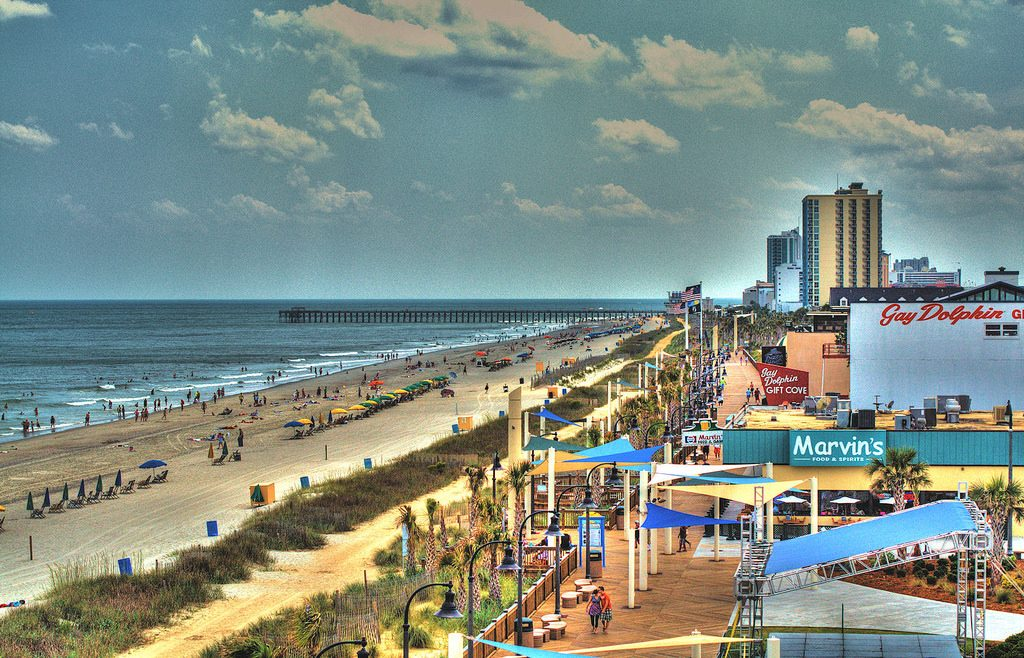 top south carolina family vacation spots myrtle beach sc travel guide