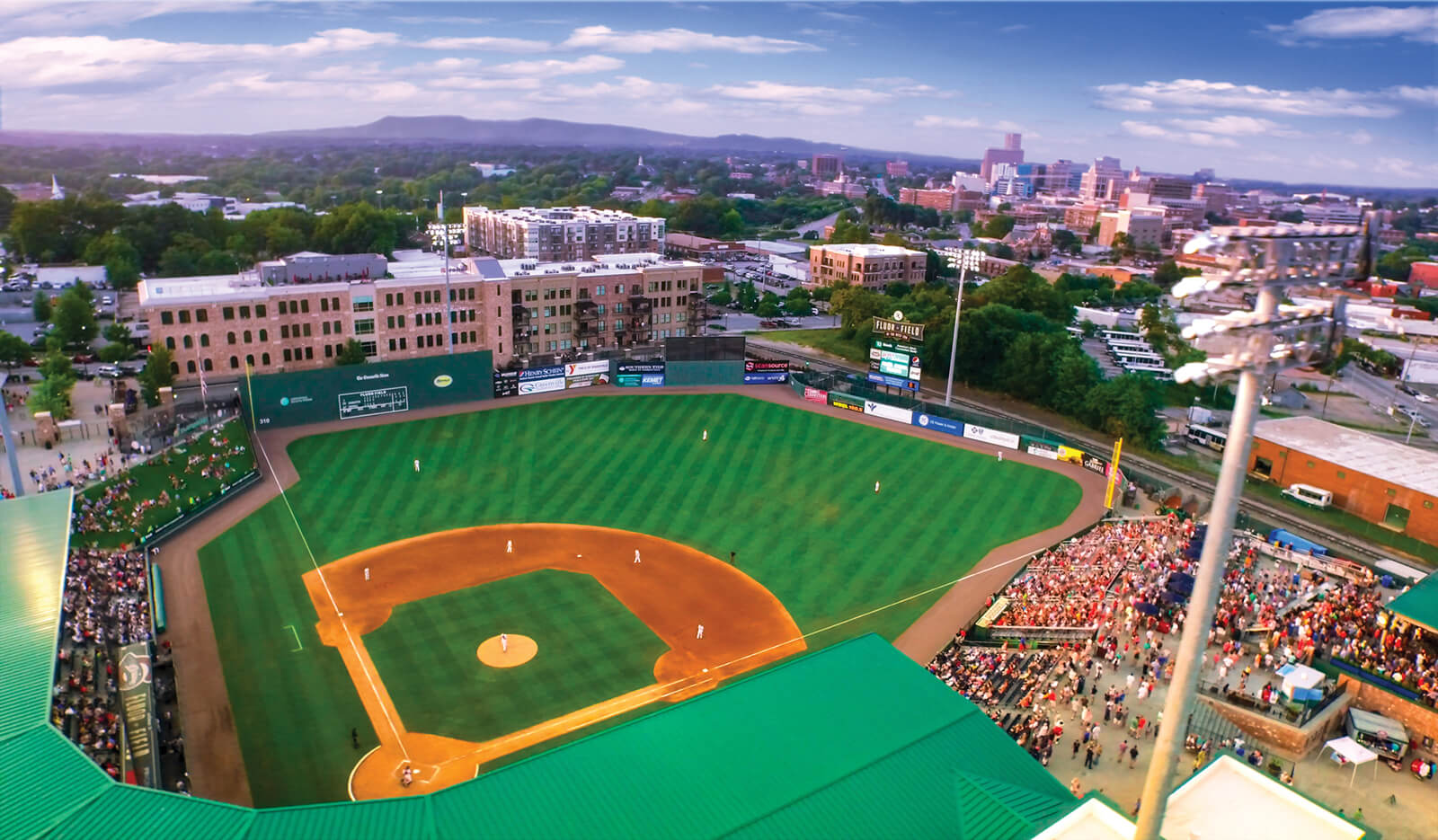 top things to do in Greenville, SC Flour Field