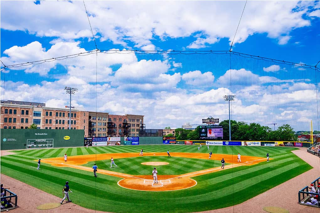 top things to do in Greenville, SC SC travel guide flour field
