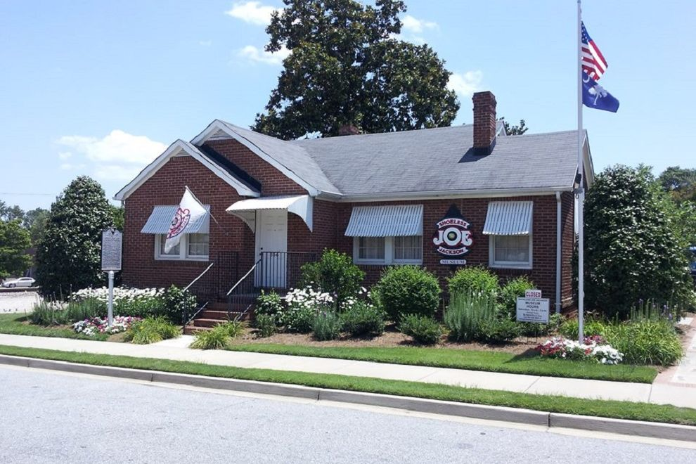 top things to do in Greenville, SC Shoeless Joe Jackson Museum SC Travel Guide