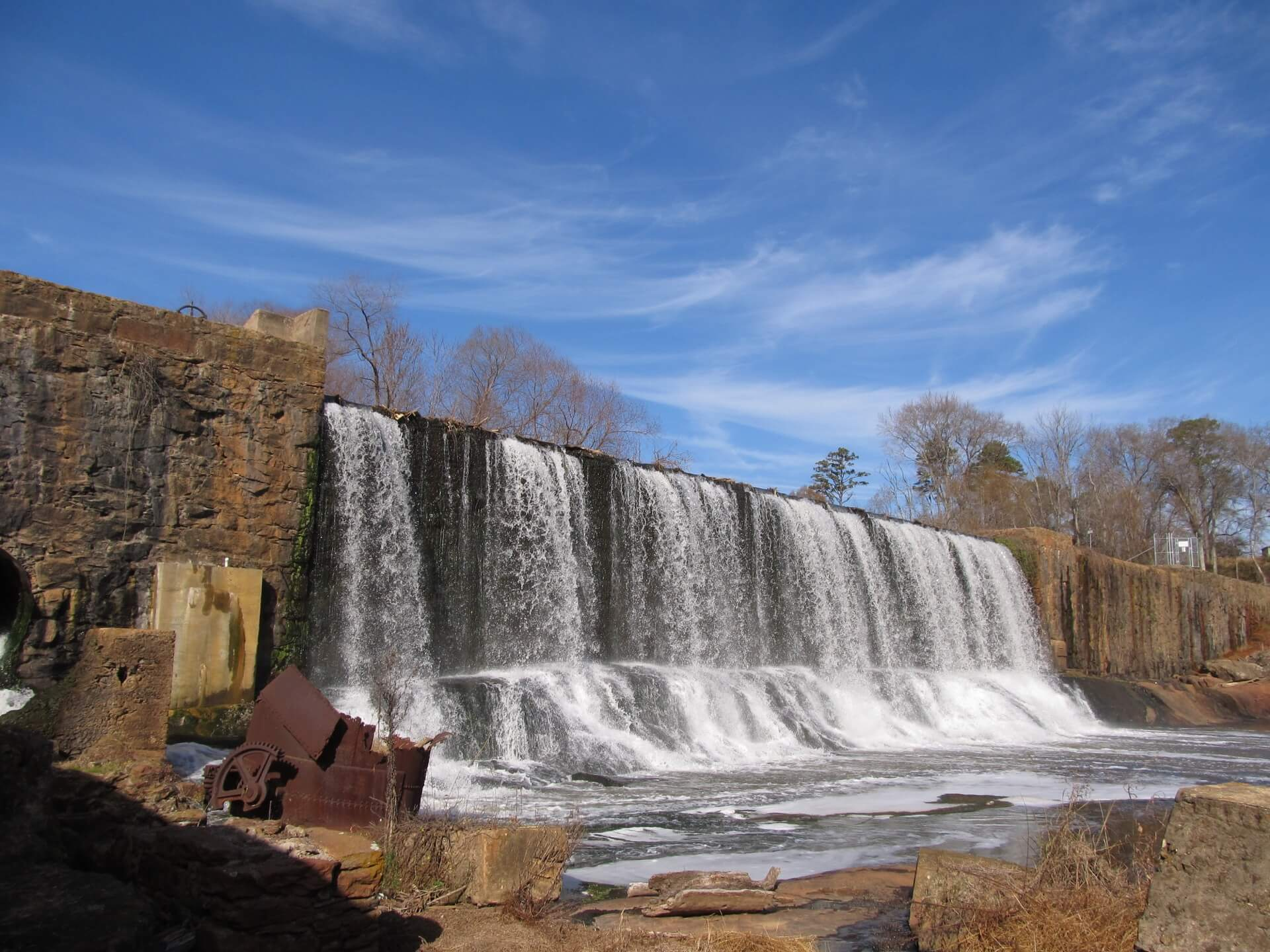 top things to do in Greenville, SC lake conestee nature park sc travel guide