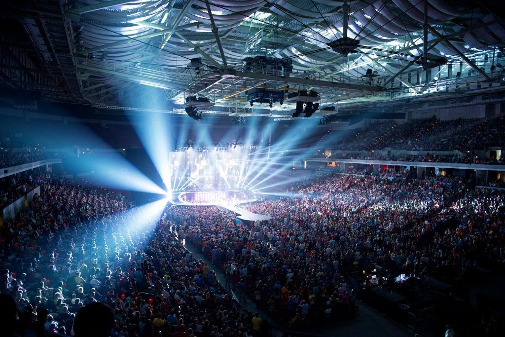 top things to do in Greenville, SC sc travel guide bon secours welness arena