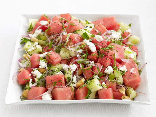 watermelon cucumber salad recipe lowcountry cuisine examined sc travel guide