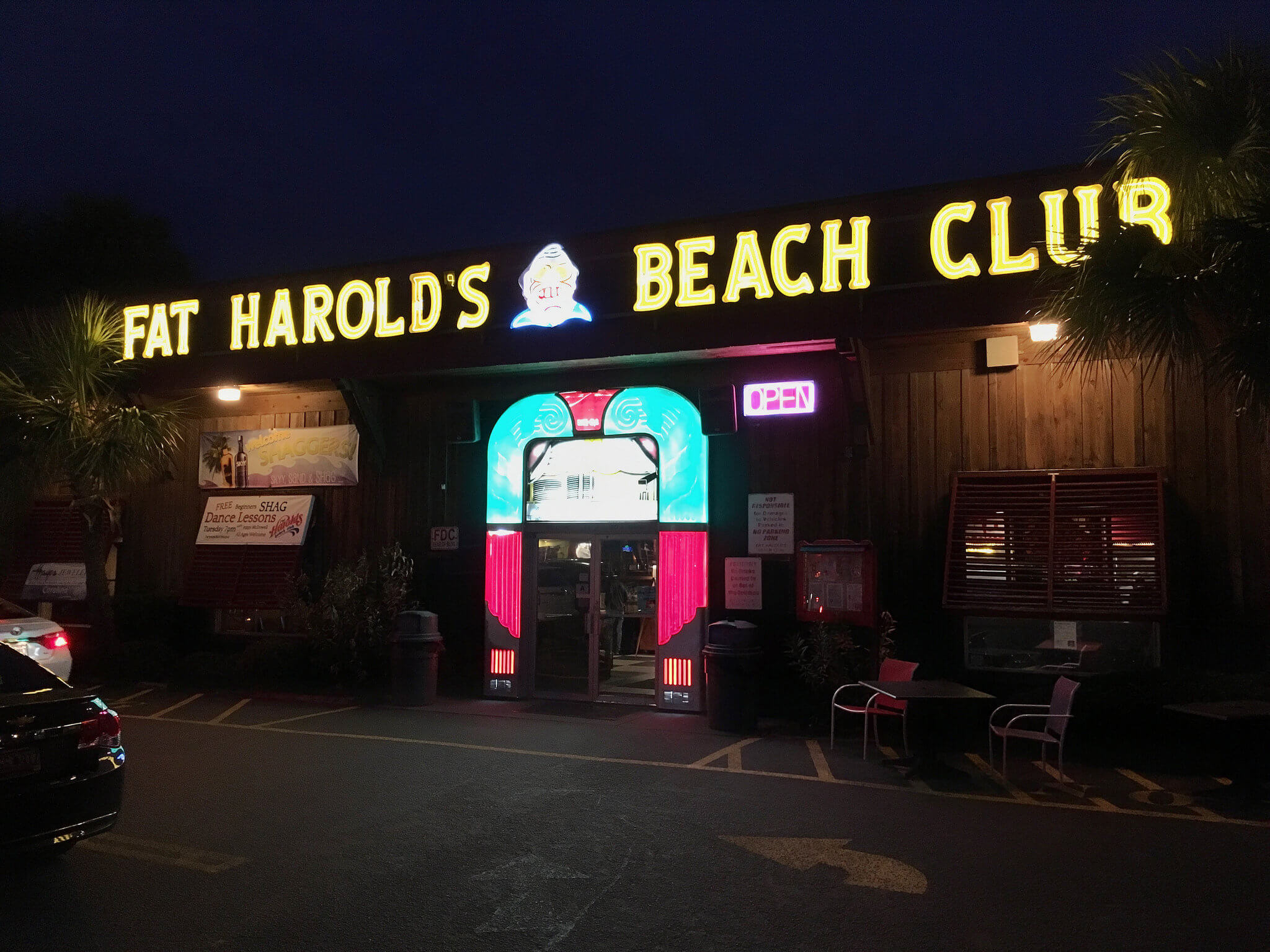 Fat Harolds Beach Club-carolina shag dancing guide sc travel guide