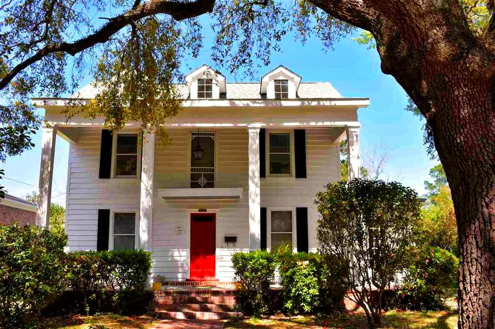 Georgetown South Carolina Historic Homes SC Travel Guide
