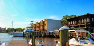 Georgetown named Best Coastal Small Town SC Travel Guide