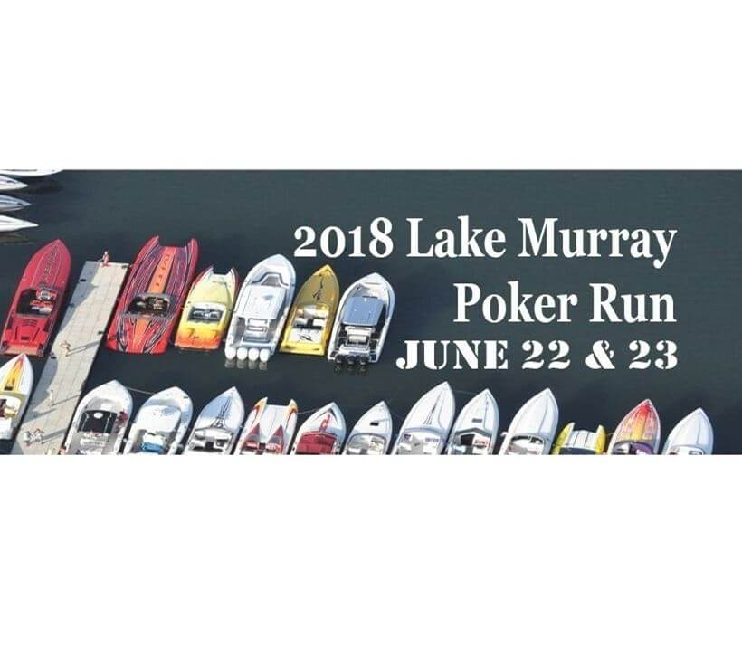 Lake Murray Poker Run