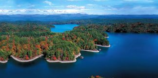 Lake keowee sc lake house travel guide lakes of upstate sc