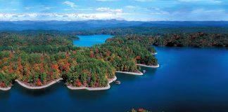 Lake keowee sc lake house travel guide lakes of upstate sc