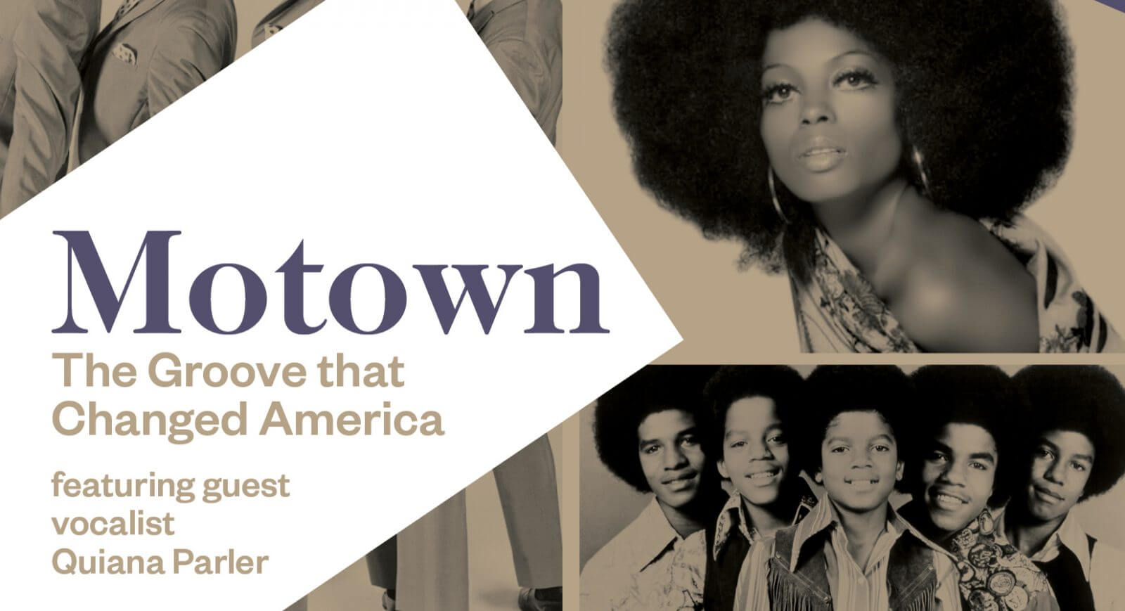 MOTOWN The Groove that Changed America