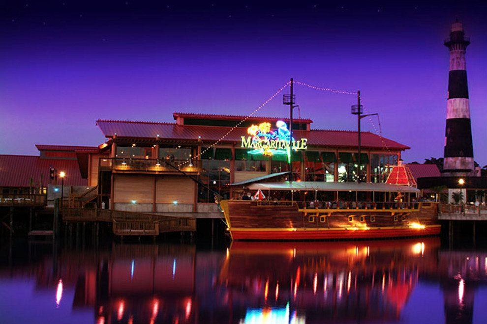 Margaritaville Restaurant Myrtle Beach
