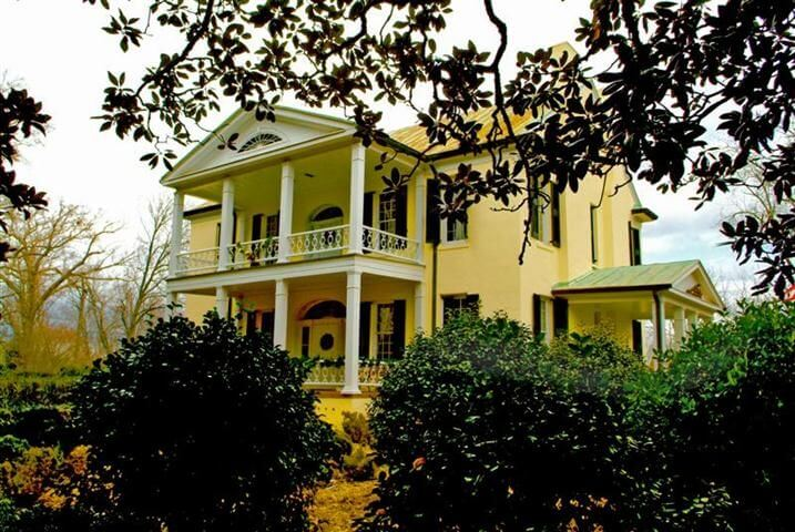 Rose Hill Plantation, Union, SC sc travel guide Haunted Places in Upstate SC