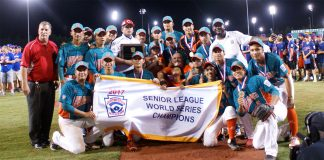 Senior League World Series Baseball