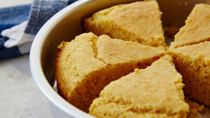 South Carolina Cornbread Recipes Sweet Corn Bread sc travel guide