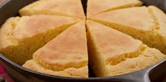 South Carolina Cornbread Recipes sc travel guide
