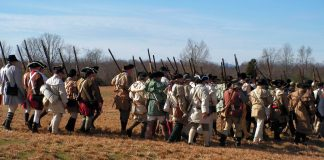 Cowpens National Battlefield Living History Day SC Travel Guide