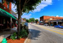 Landrum Hidden Treasure of Upstate South Carolina