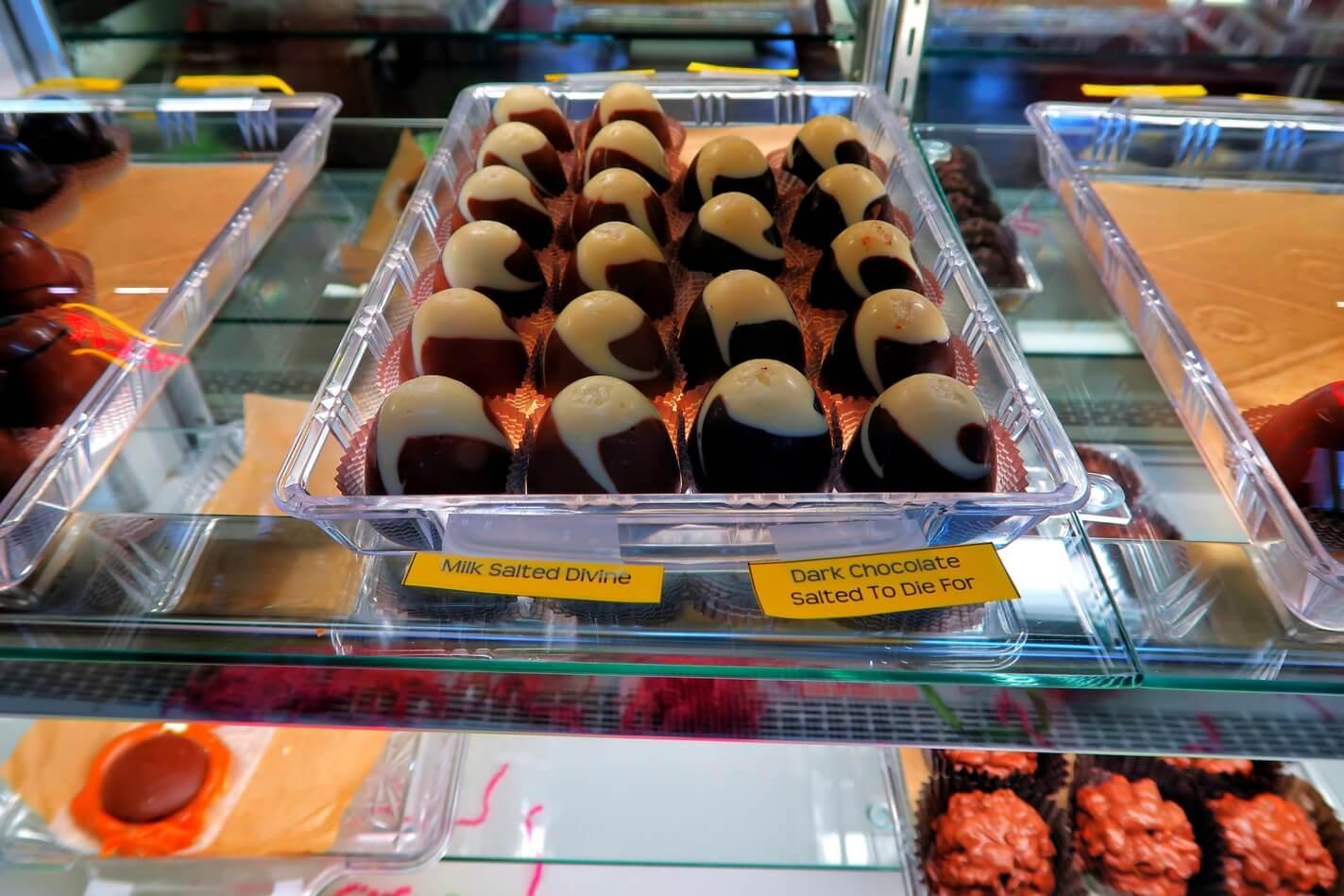 Tiramisu Homemade Candy - Expressions Unlimited