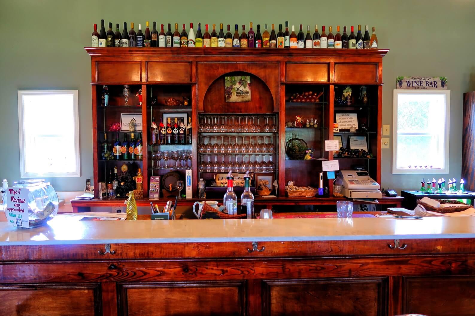 Enoree River Winery Bar