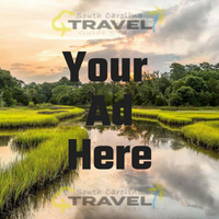 Sidebar Ad Placeholder SC Travel Guide Advertising
