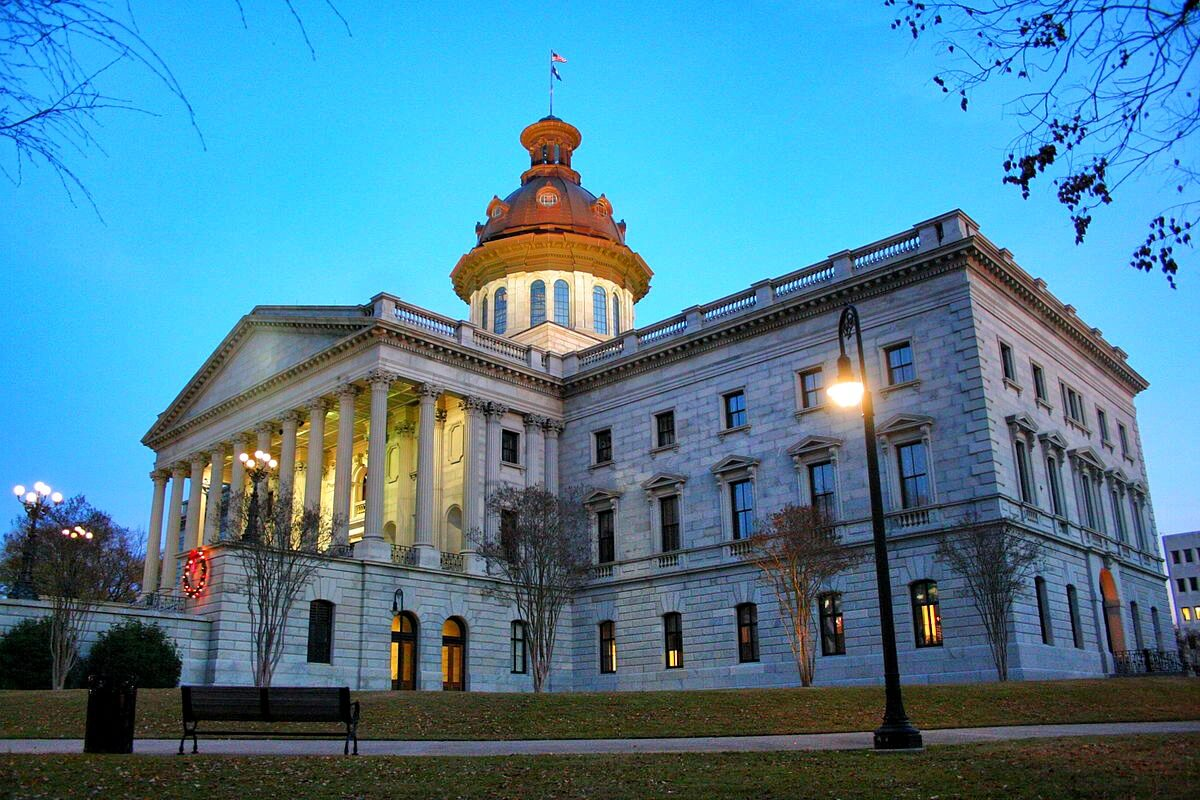 South carolina state house a fun day in columbia sctravelguide