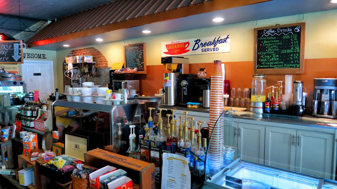 southern delights and more landrum south carolina sc travel guide ice cream