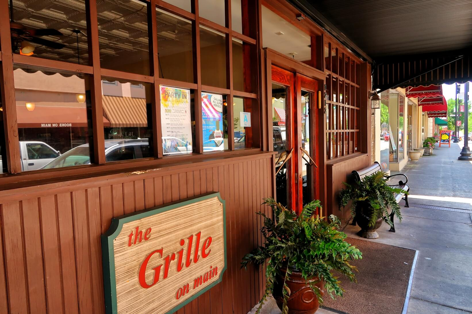 The Grille On Main, Newberry South Carolina
