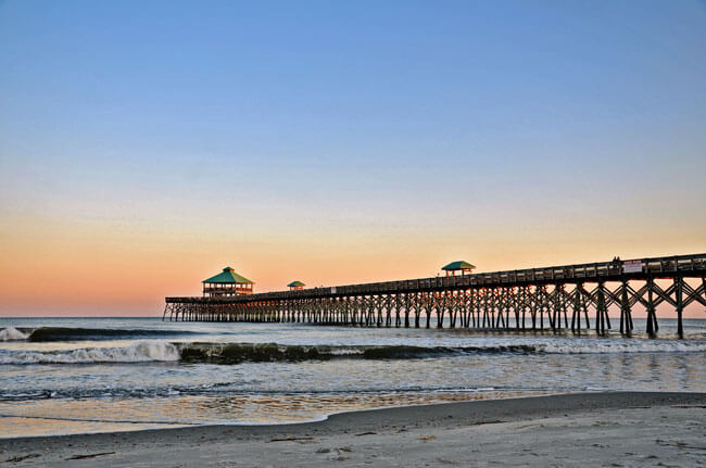 top things to do in charleston, SC travel guide beaches