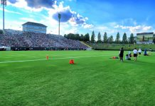 Carolina Panthers Training Camp 2018 Wofford College